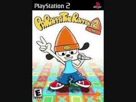 PaRappa the Rapper 2: Hair Scare