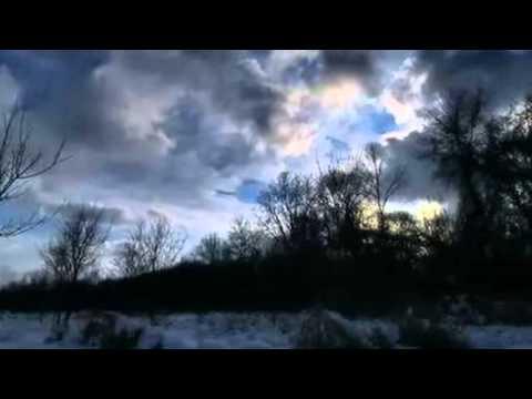 Омска снег видео