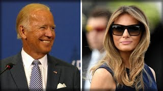 JOE BIDEN GETS ASKED TO NAME A TRUMP ACCOMPLISHMENT, THAT'S WHEN HE SAID WHAT NO ONE EXPECTED