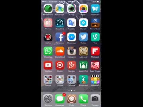 How To Get Camrix For Free 100% Working On iOS 8 (Cydia)