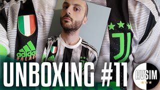 Unboxing 4th kit Juventus PALACE ||| Avsim Unboxing #11