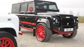 The Land Rover Defender - An Icon
