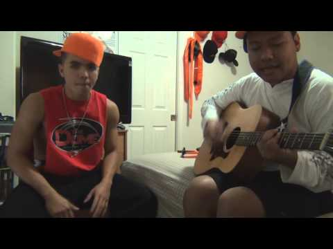 Pag-ibig - Apo Hiking Society (acoustic Cover By: Ron & Marlon) video