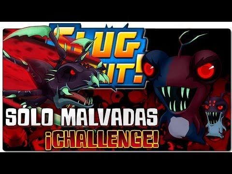 SLUGTERRA / BAJOTERRA | SLUG IT OUT | ESPAÑOL | BABOSAS MALVADAS CHALLENGE