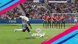 FIFA 19 | SKILLS AND GOALS COMPILATION | Leftovers #1
