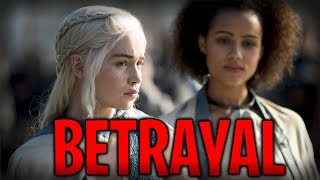 Missandei's Major Betrayal Over Daenerys In SEASON 8 Confirmed By Deleted Scene? | Game of Thrones