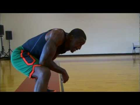 "Amar'e Stoudemire's ""Dream"" Training With Hakeem Olajuwon"