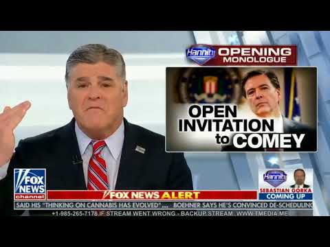 Sean Hannity Dershowitz Joe DiGenova - Rosentstein and Mueller are an absolute disgrace 04.11.2018