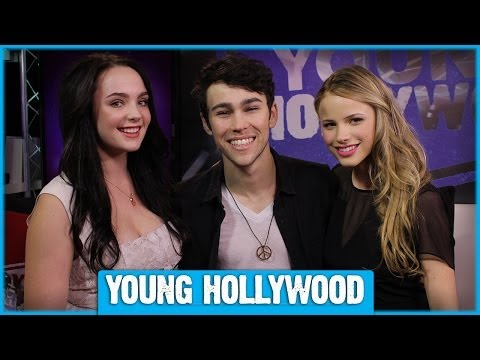 Halston Sage, Max Schneider, & Stevie Lynn Jones on NBC Thriller CRISIS