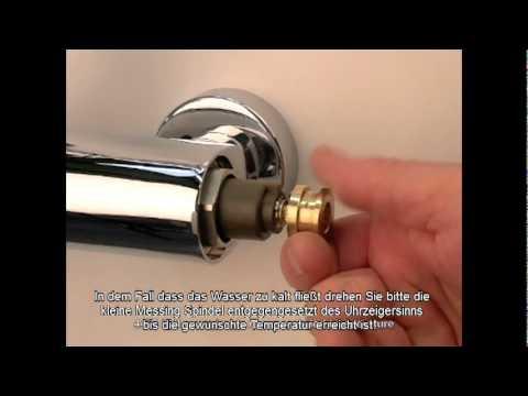 Dieses Video dient als Anleitung zur Temperatur Eichung bzw