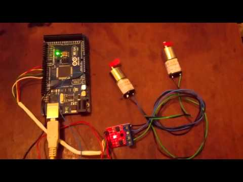 Speed Control of DC Motor with ARDUINO Encoder and