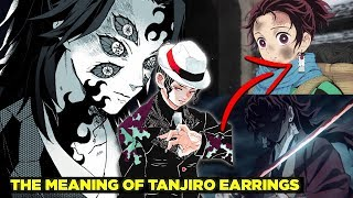 The SECRET Behind Tanjiro's Earrings & Why Muzan Killed His Family in Demon Slayer