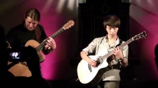 (Thomas Leeb) Akaskero - Thomas Leeb & Sungha Jung