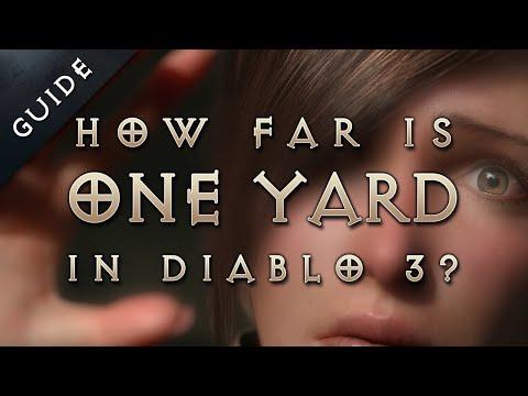 How far is a yard? Diablo 3: Reaper of Souls Guide