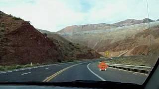 Freeport McMoran Copper Mine Acid Leak Clifton, AZ