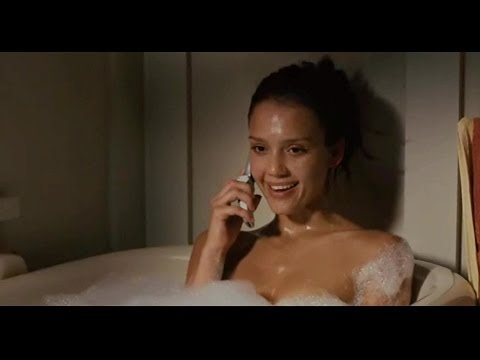 Jessica Alba Sexy - you're Beautiful (by James Blunt). good Luck Chuck Clips video