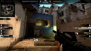 Counter Strike Global Offensive - Bacon Money ACE in Competitive 1-15-18