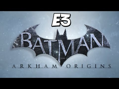 E3 2013 - Batman: Arkham Origins Interview