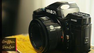 Minolta Maxxum 7000 Review - The dawn of autofocus...