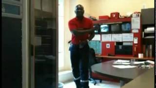 Le Youza du sapeur pompier