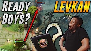 Levkan Pudge [ARE YOU READY BOYS?!] Dota 2 Highlights TV