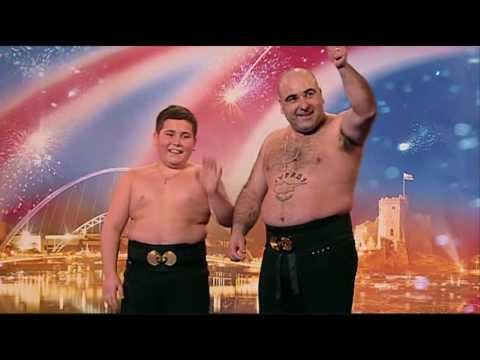 Stavros Flatly - BGT 2009 - AUDITION - HD - EryGarza (1 of My Top 5