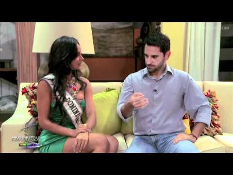 Conoce los secretos de Dalia Fernandez Miss Republica Dominicana Universe 2011