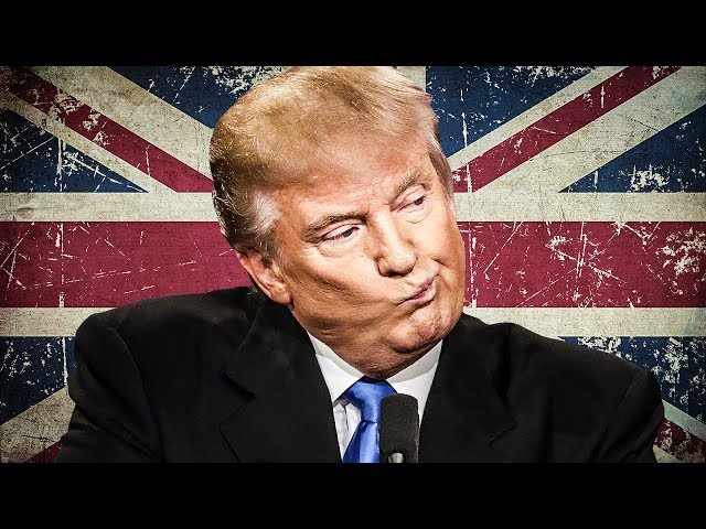 Trumpвs Visit To UK Cancelled After He Angers The Entire Country