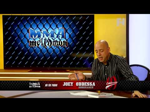 MMA Meltdown with Gabriel Morency  Reed Kuhn  Joey Oddessa on UFC 179  Part 2