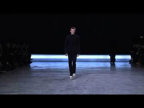 Rick Owens Menswear Fall 2012/13 Full Fashion Show