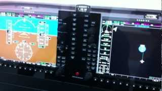 Simulator G1000 C172 WALLAN AVIATION Captain Amr Moawad