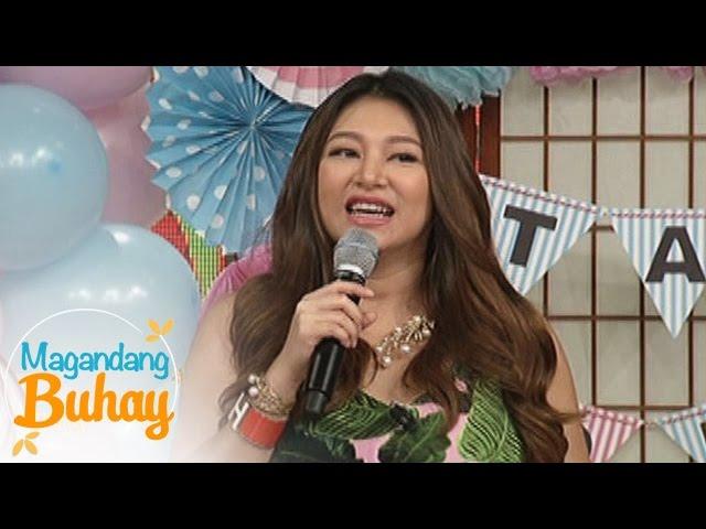 Magandang Buhay: Name of Rufa Mae's child