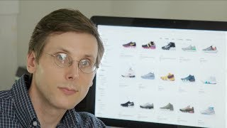 Sneaker Shopping with Brad Hall