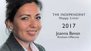 The Independent's Happy List Kindness Offensive