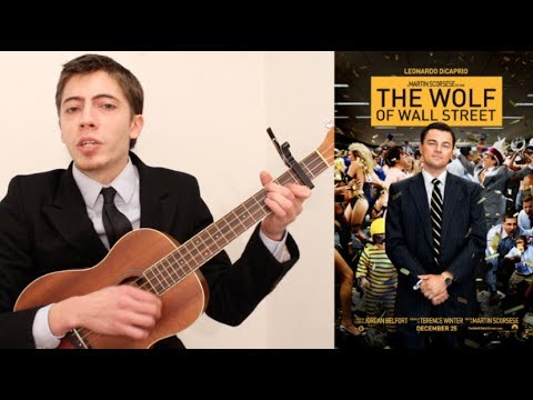 Rusty Reviews: Wolf of Wall Street (Song Movie Review)