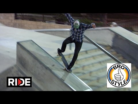 Ed Templeton, Leo Romero & More - Bro Style Demo