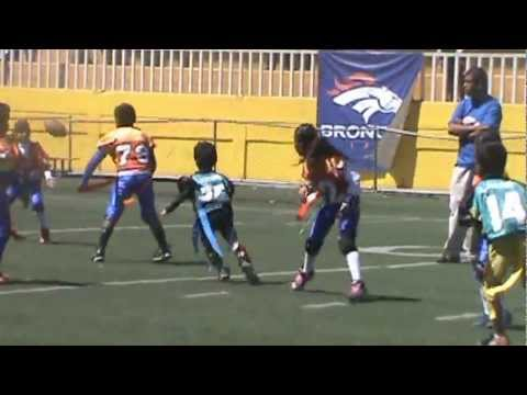 Nycol pase segunda jornada Broncos Ixt Xtrem Flags