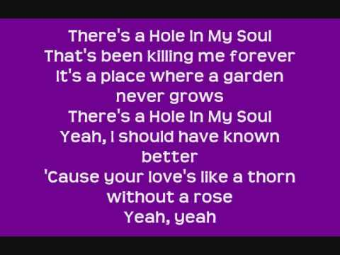 Hole in my soul (Aerosmith) - With lyrics