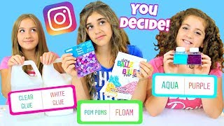 Instagram Followers Control Our Slime!