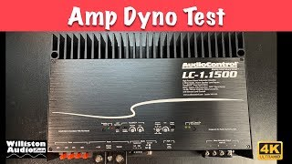 AudioControl LC-1.1500 Subwoofer Amplifier - Small Size, Big Power [4K]