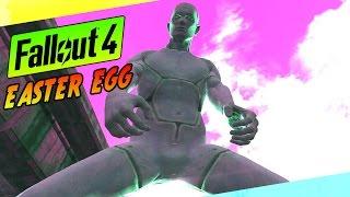 FALLOUT 4 - Blade RUNNER Easter Egg - Funny Easter Egg