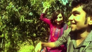 BANGLA NEW SONG 2015 HRIDOY PUREY JAY   ELEYAS HOSSAIN & FARABEE OFFICIAL MV   DAEKHO