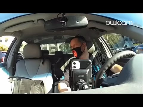 Uber Rider Is Shocked When Driver Refuses To Take Him