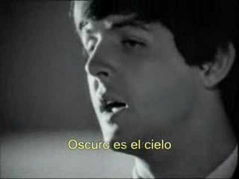 The Beatles - And I Love Her - Subtitulado en español