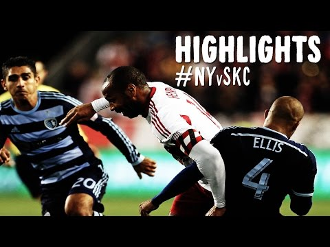 HIGHLIGHTS: New York Red Bulls vs. Sporting Kansas City | October 30, 2014
