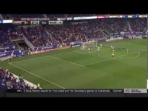 HIGHLIGHTS: New York Red Bulls vs. Sporting Kansas City | October 30, 2014