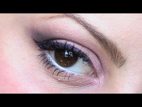 Make up Tutorial: Chic in Rosa e Grigio pastello