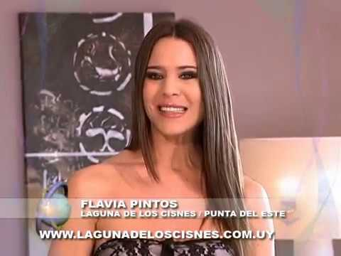 """Rocío Marengo / Marcel Daset / Fiesta Playboy Conrad / """"Twister"""" (VTV, Uruguay). 2010."""
