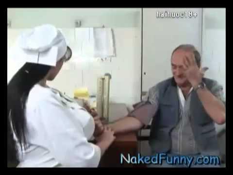 Hài 18+ - Nữ y tá sexy thumbnail