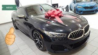 THE NEW 2019 BMW M850i 8 SERIES. BMW'S FLAGSHIP SPORTS CAR!